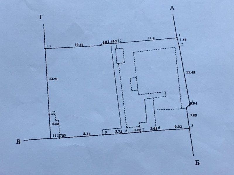 Земельный участок 4,5 соток в районе 4 ст. Люстдорфской дороги