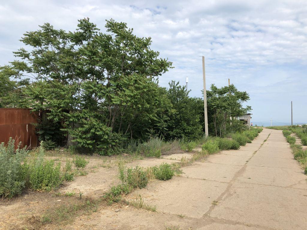 Земельный участок возле моря. Черноморск.