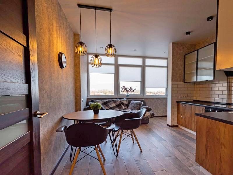 1-но комнатная квартира на 10-й станции Б. Фонтана