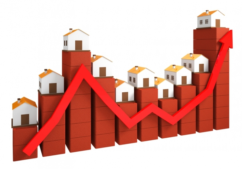Инфографика роста стоимости жилой недвижимости в Одессе