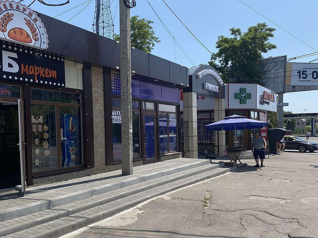 Аренда магазина 65 кв.м. Рынок  Крыжановский