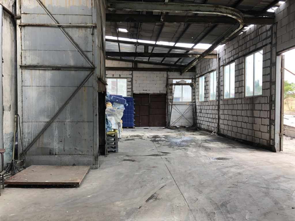 Производственное помещение 1700 кв.м ул. Известковая