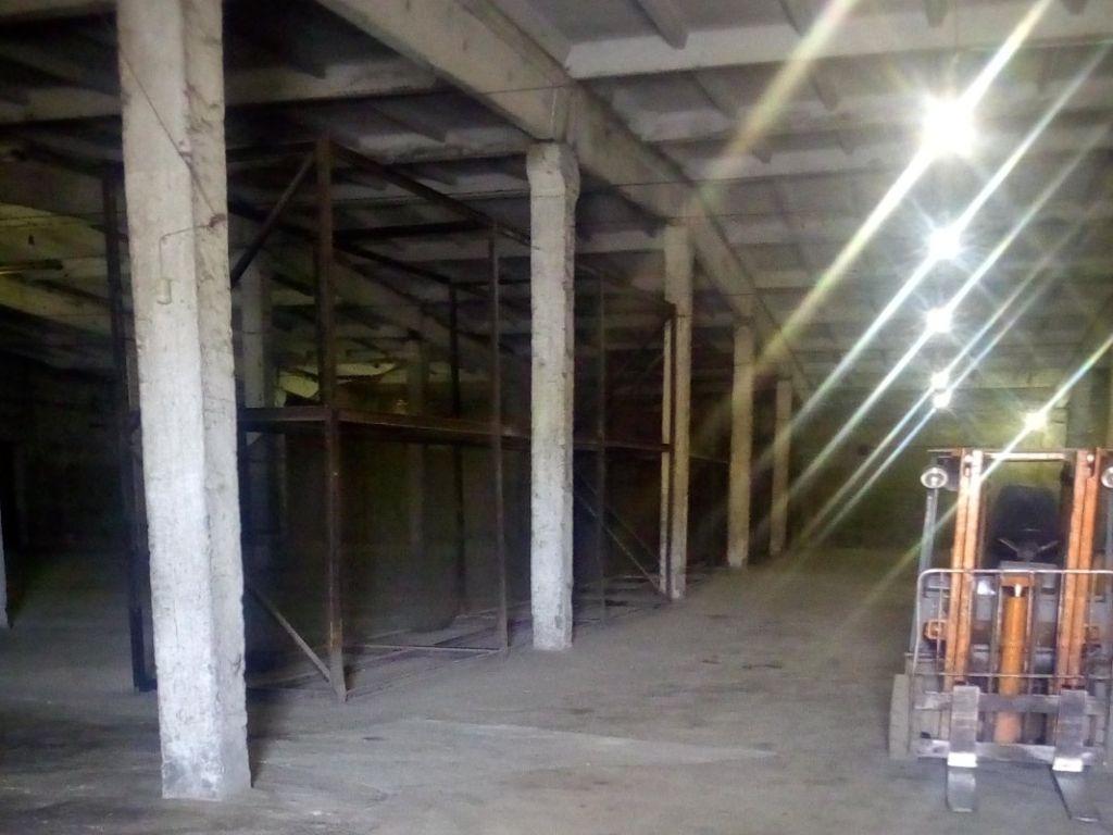 A storage room near Belgorod-Dnestrovsky.