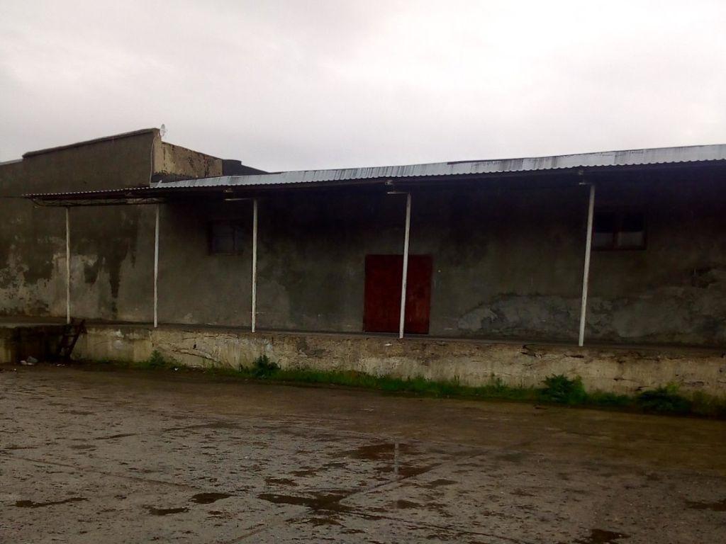 Складське приміщення біля Білгород-Дністровського.
