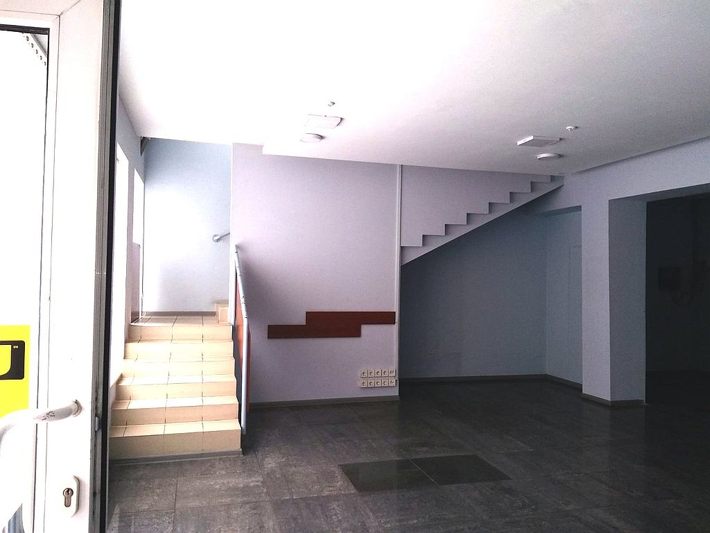 Space for shop, office in the new house. 190 sq. m
