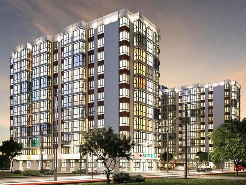 2-х комнатные квартиры от 49 кв.м. в новом доме на Черемушках