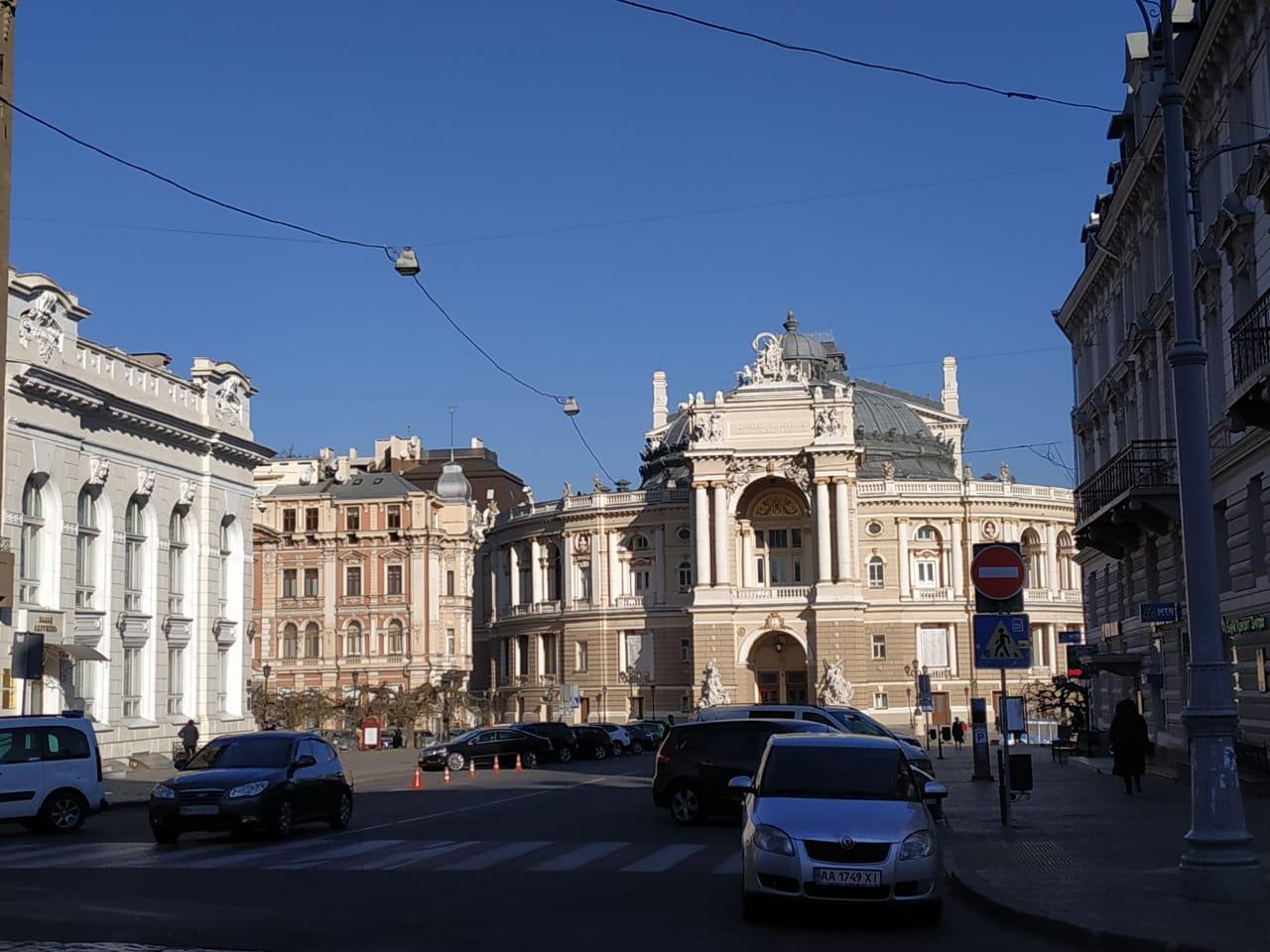 Уникальная квартира с видом на Оперный театр