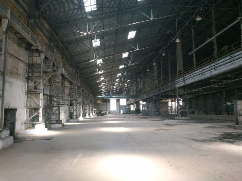 Производственный комплекс, ул. Известковая. 9400 кв.м