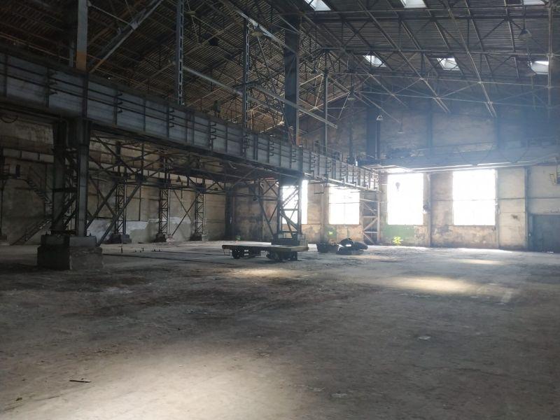 Виробничий комплекс, вул. Вапняна. 9400 кв. м