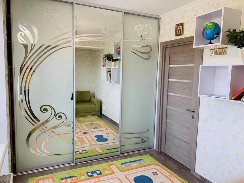 2-х комнатная квартира с ремонтом у моря.