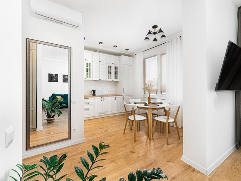 Стильная квартира с ремонтом на ул. Генуэзская