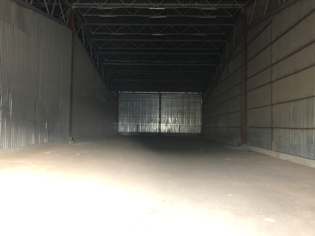 Помещение под склад на Ленинградском шоссе.