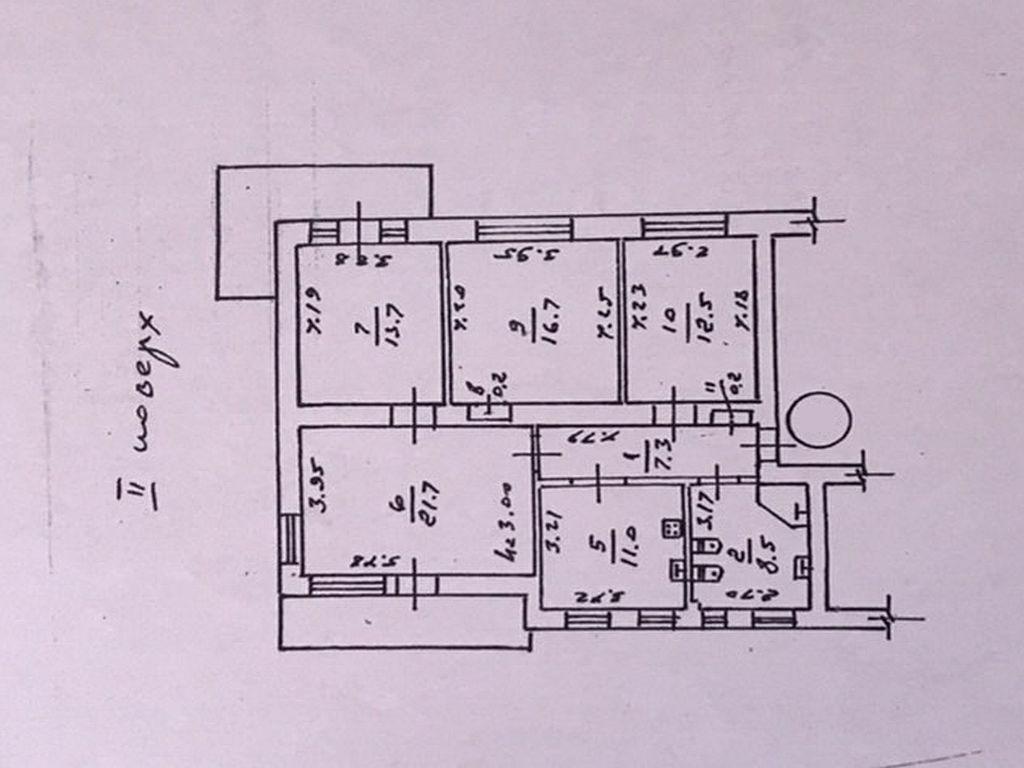 4х кім.квартира на французький бульварі