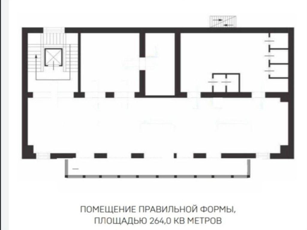 Аренда магазина 285 кв.м на Греческой/ Екатерининской