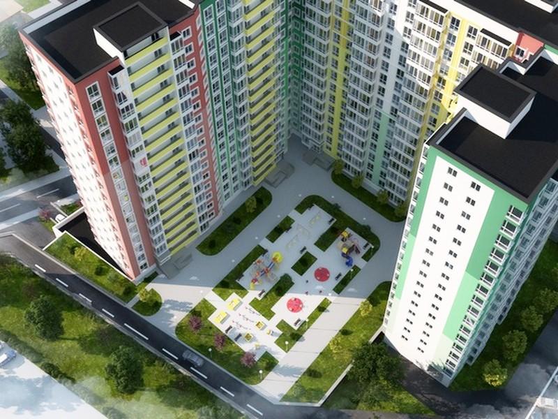 1-room apartment 22 sq. m. in a new building on Pishonovskaya