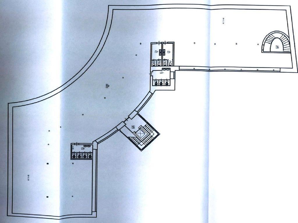 Офис open space 888 кв.м на Приморском бульваре