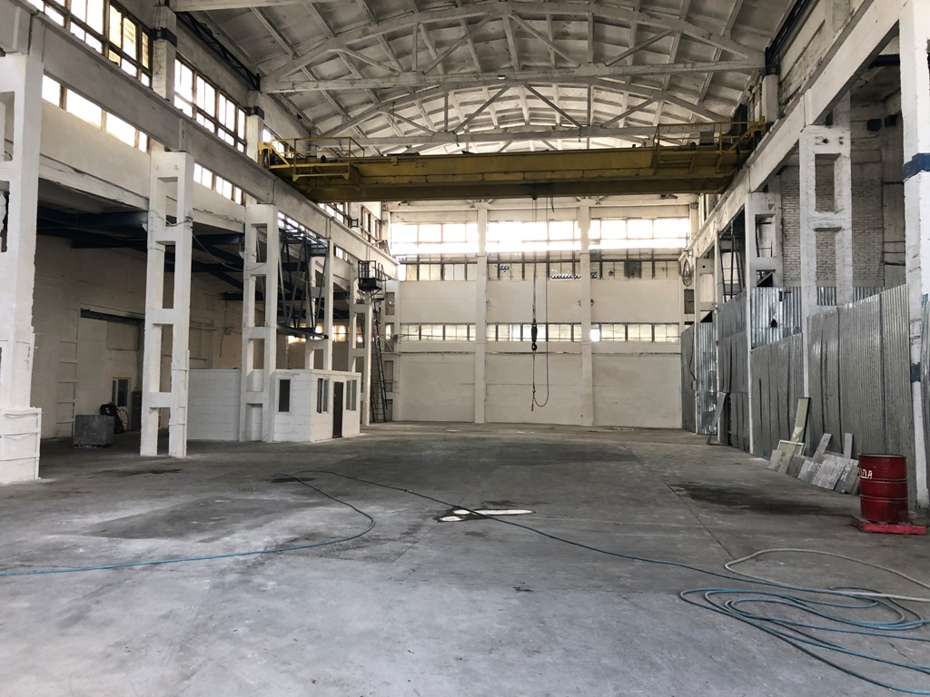 Warehouse space for rent on Johann Gene str. (Lenposelok).