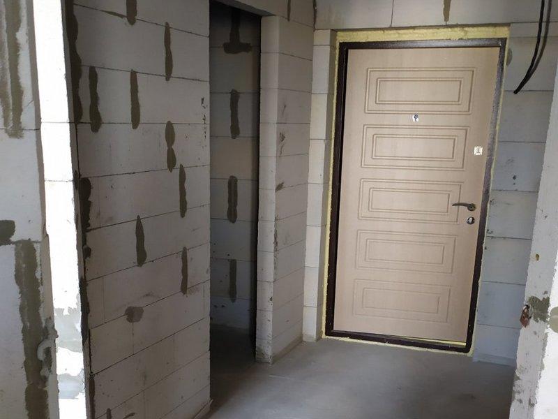 1-но комнатная квартира в сданном доме