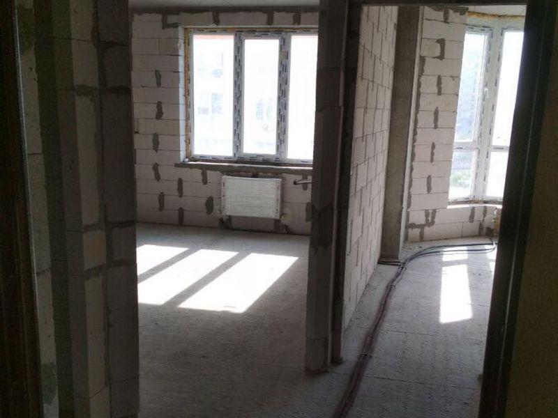 1-но комнатная квартира 41,6 кв.м. в новом доме на Вильямса.