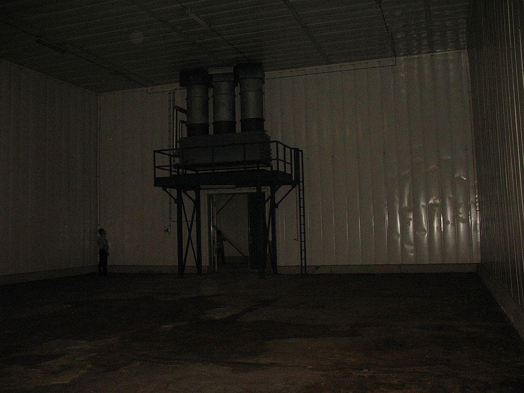 Холодильный комплекс, р-н морского порта