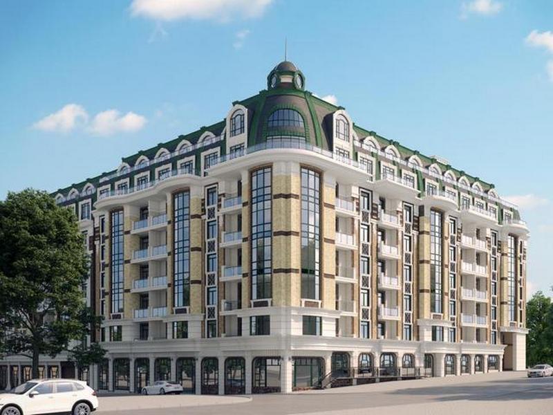 1-но комнатная квартира 55 кв.м. в самом сердце Одессы