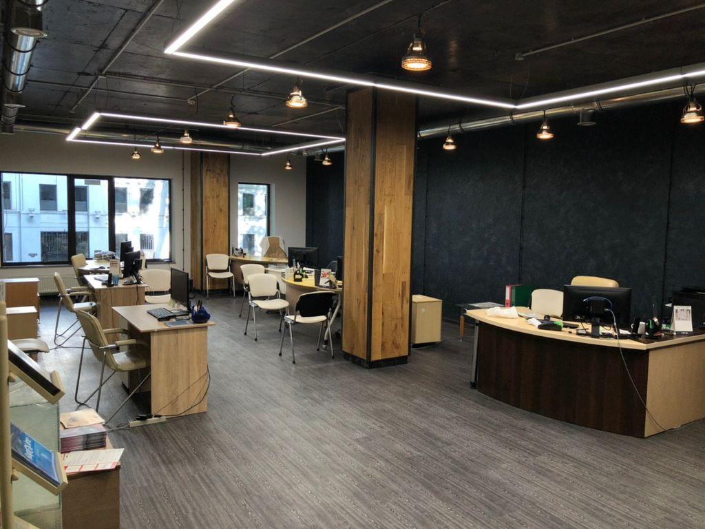 Офис open-space в стиле лофт на Пушкинской/ Базарной