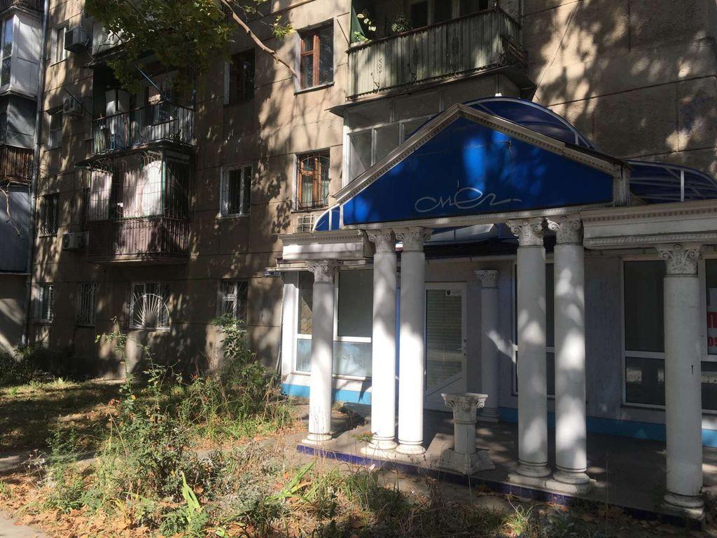 Фасадный офис на Адмиральском пр-те/ 5 ст. Фонтана. 55 кв.м
