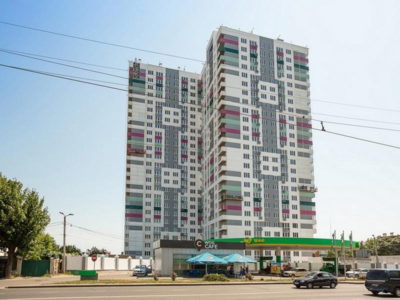 2-х комнатная квартира 68 кв.м ЖК «Горизонт»