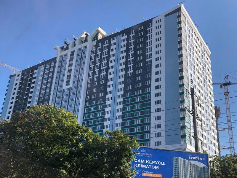3-х комнатные квартиры от 61 кв.м.  ЖК«Скай Сити»