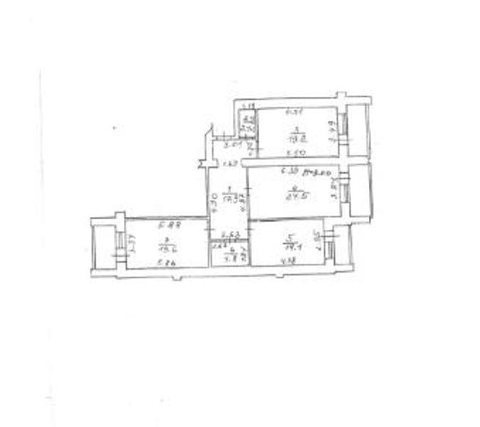 3-х кімнатна квартира з ремонтом в Аркадії