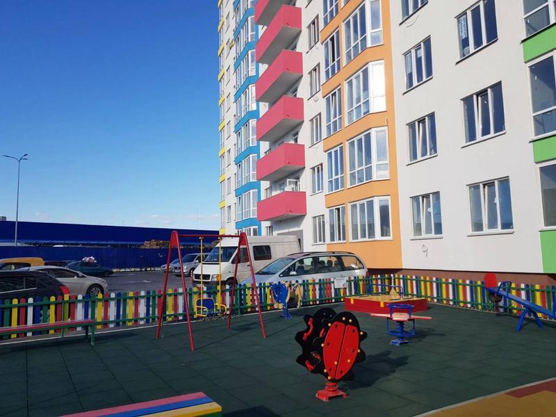 1-но комнатная квартира 34 кв.м. в новом доме