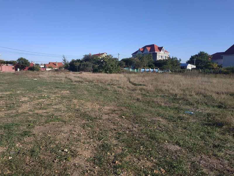 Settlement Sukhoi Liman, plot of 20 acres