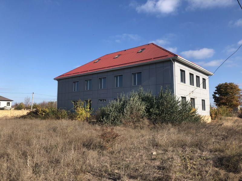 Новое здание на берегу моря! Новобугово.