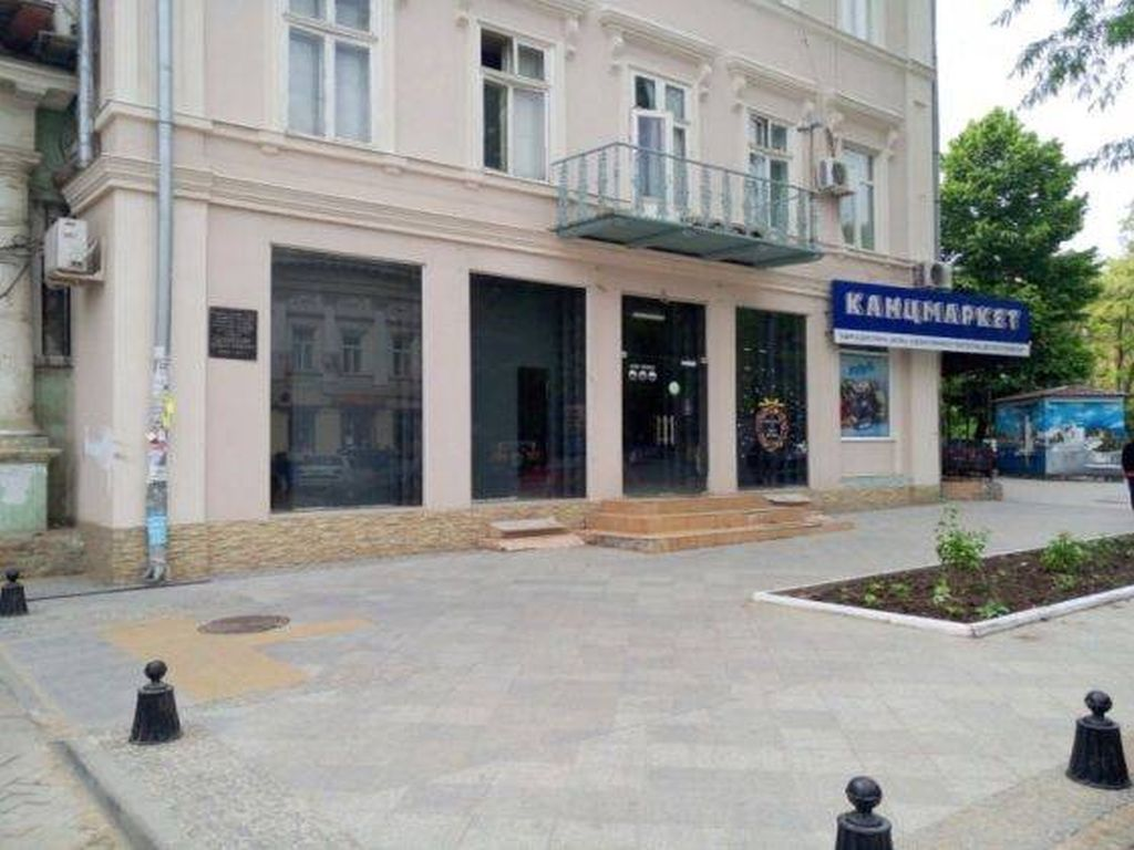 Shop for rent on Preobrazhenskaya, Gorsada district