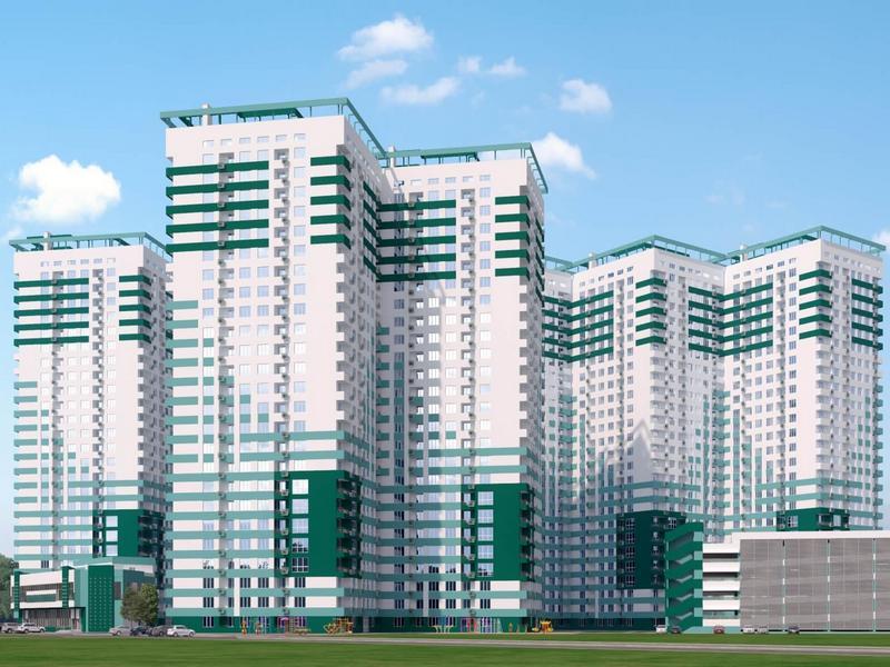 2-х комнатная квартира 67 кв.м. в новом доме на ул. Жаботинского