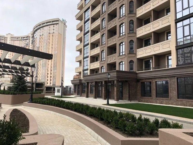 1-но комнатная квартира в новом ЖК «Элегия Парк» в Аркадии