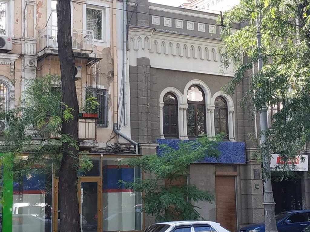 Аренда помещений в двухэтажном здании, ул. Преображенская