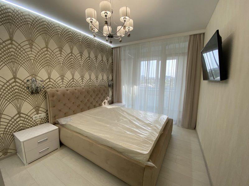2-х комнатная квартира с ремонтом на Генуэзской
