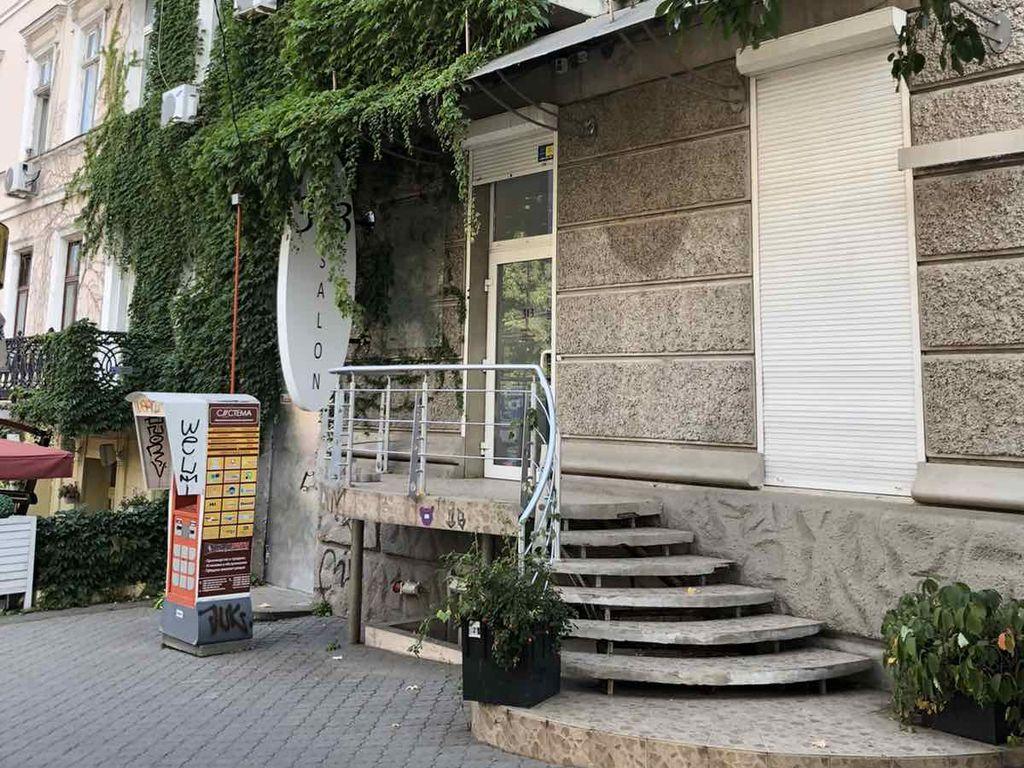 Топ локация. Магазин на Ришельевской/ Бунина 107 кв.м