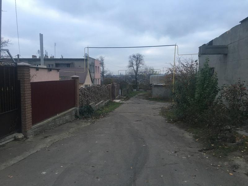 One-storey building in Ovidiopol. Odessa street