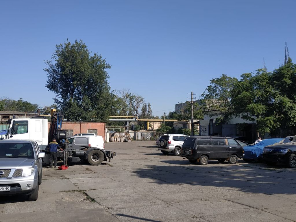 Фасадный имущественный комплекс по ул. Ат. Головатого