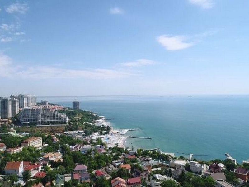 3-х комнатная квартира. Панорама моря!