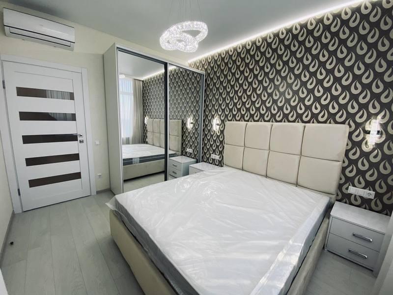 Шикарная 1-но комнатная квартира с ремонтом у моря.