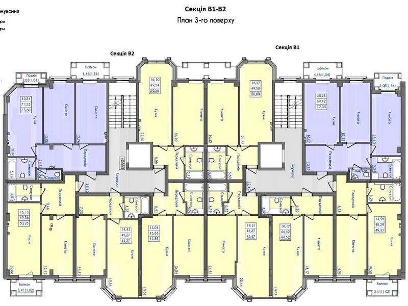 Консул — классический клубный дом