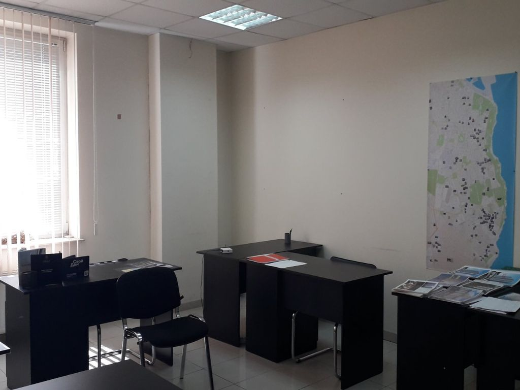 Office for rent 80 sq.m on Shevchenko avenue