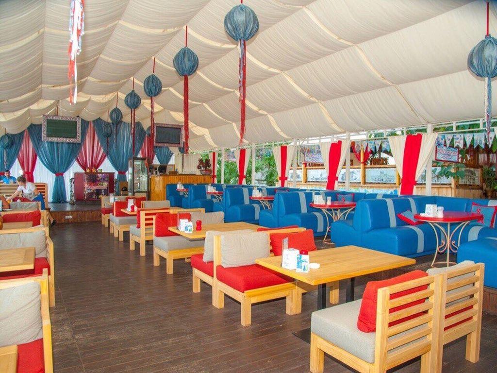 Продаж ресторану в Аркадії. Перша лінія від моря!