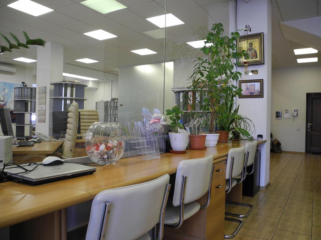Office rental in Mukachevsky per. 300 sq.m