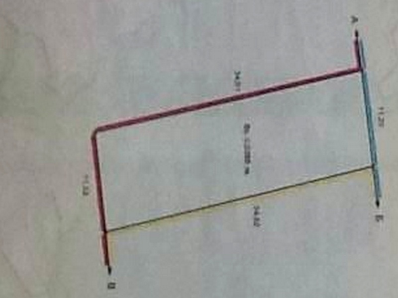 A plot of 8 acres on the street. Shishkina