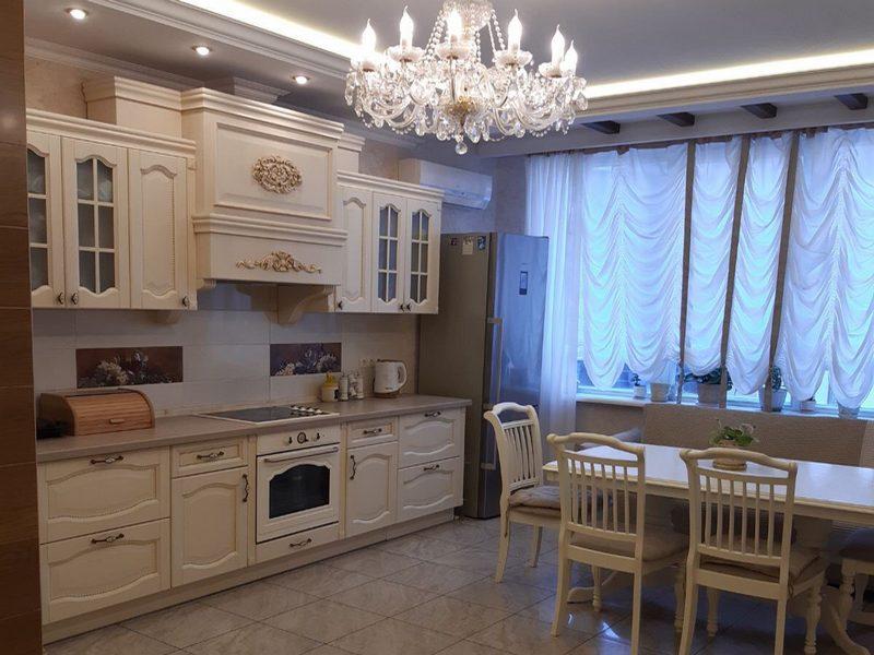 3-х комнатная квартира в ЖК «Гольфстрим» Аркадия.