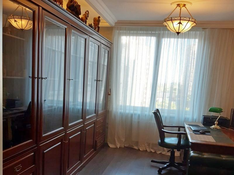 "3-room apartment in the residential complex ""Gulfstream"" Arcadia."